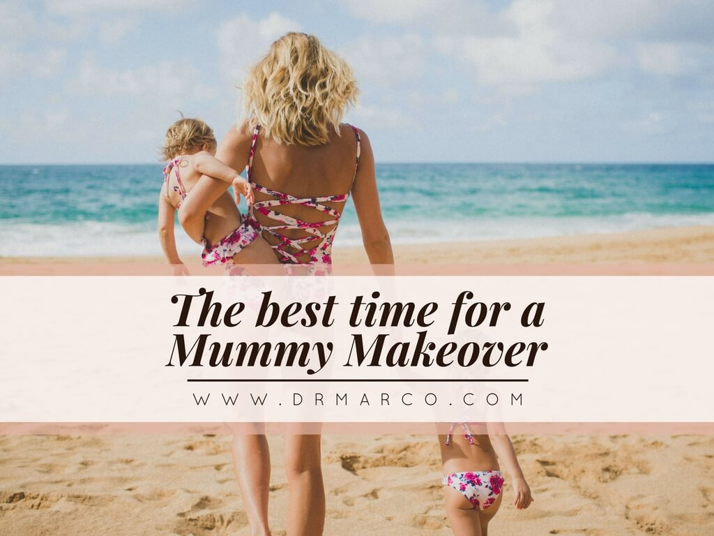The Best Time For A Mummy Makeover