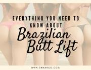 Brazilian Butt Lift Singapore