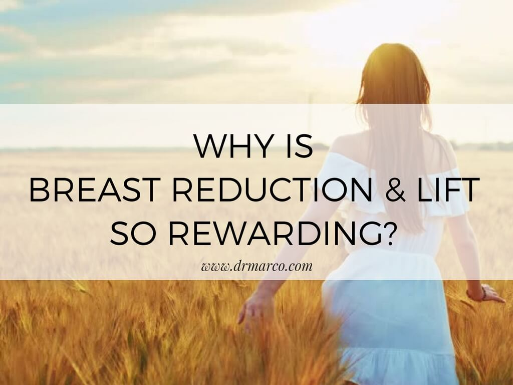 Breast reduction and lift Singapore