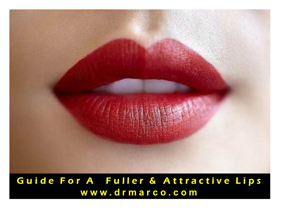 Fuller & Attractive Lips