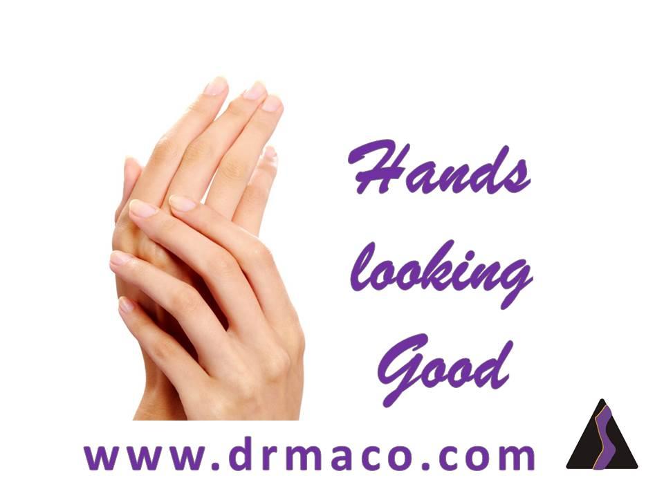Hands Looking Good